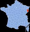 Département SDIS 68